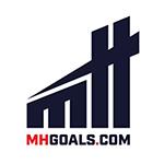 M H Goals logo
